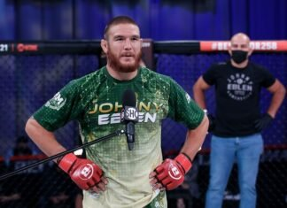 Johnny Eblen, Bellator 258