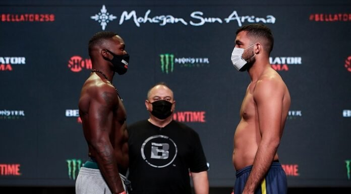 Anthony Johnson and Jose August, Bellator 258