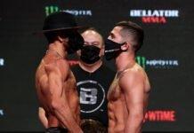 Juan Archuleta and Sergio Pettis, Bellator 258