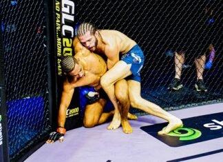 Justin Wetzell UFC