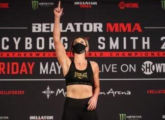 Leah McCourt, Bellator 259