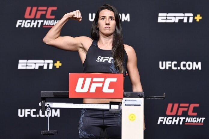 Marina Rodriguez UFC Vegas 26