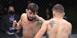 Bruno Silva and Victor SIlva, UFC Vegas 27