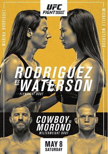 UFC on ESPN 24