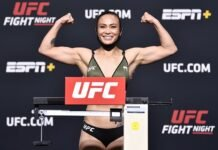 Michelle Waterson UFC