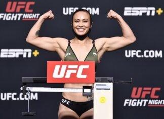 Michelle Waterson UFC