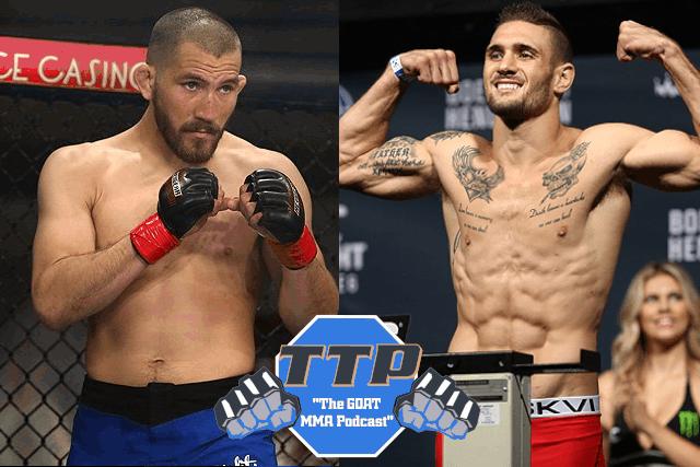 UFC Vegas 26 TTP