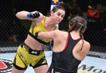 Norma Dumont and Felicia Spencer, UFC Vegas 27