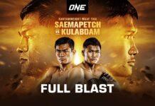 ONE Championship: Full Blast