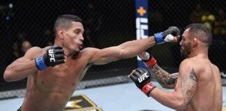 Miguel Baeza and Santiago Ponzinibbio, UFC Vegas 28