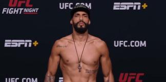 Bruno Silva, UFC Vegas 29