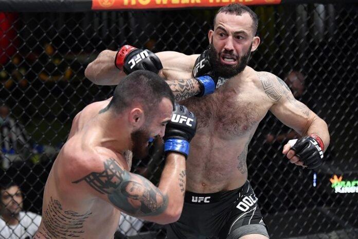 Roman Dolidze vs. Laureano Staropoli UFC Vegas 28