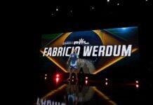 Fabricio Werdum PFL 3