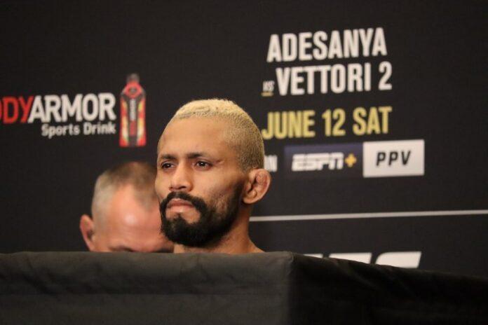 Deiveson Figueiredo UFC 263 weigh-in