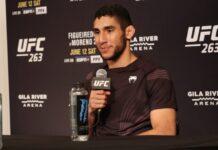 Fares Ziam UFC 263