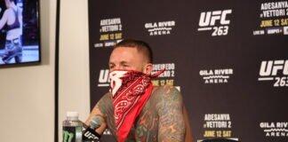 Steven Peterson UFC 263