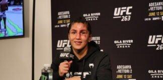 Pannie Kianzad UFC 263