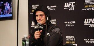 Movsar Evloev UFC 263