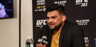 Kelvin Gastelum, UFC 263