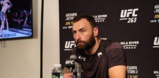 Paul Craig, UFC 263
