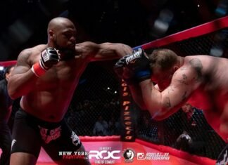 Jimmy Lawson Ring of Combat