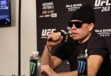 Nate Diaz, UFC 263