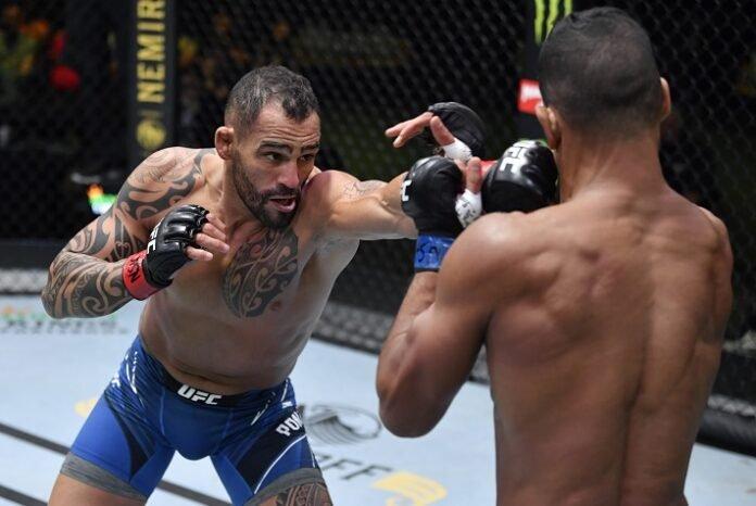 Santiago Ponzinibbio and Miguel Baeza, UFC Vegas 28