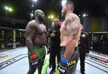 Jair Rozenstruik and Augusto Sakai, UFC Vegas 28