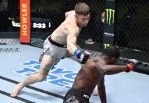Jesse Strader UFC