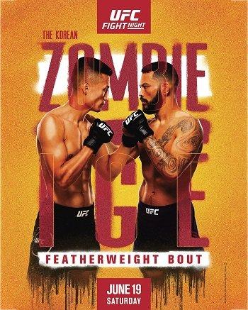UFC on ESPN 25