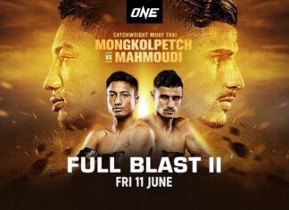 ONE Championship: Full Blast II