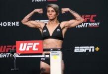Amanda Lemos UFC