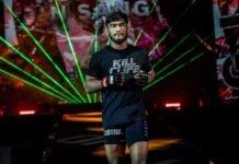 Aung La N Sang, ONE Championship: Battleground