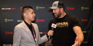 Ryan Bader, Bellator MMA