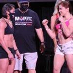 Vanessa Porto an Ilara Joanne, Bellator 263