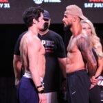 Bellator 263 - Goiti Yamauchi and Chris Gonzalez