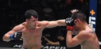 Billy Quarantillo and Gabriel Benitiez, UFC Vegas 31