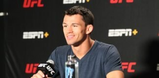 Billy Quarantillo UFC Vegas 31
