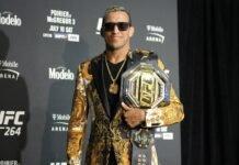 Charles Oliveira UFC