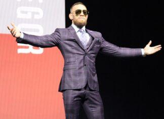 Conor McGregor, UFC 264 press conference