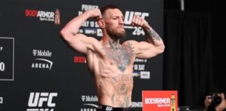 Conor McGregor, UFC 264