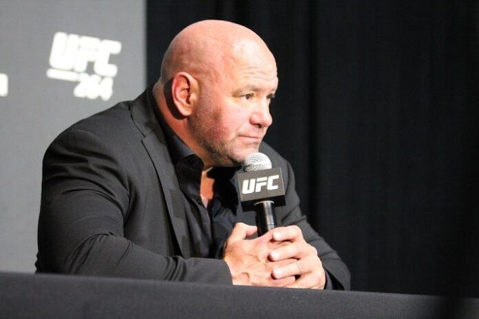 Dana White, UFC 264