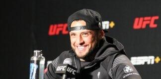 Daniel Rodriguez, UFC Vegas 31