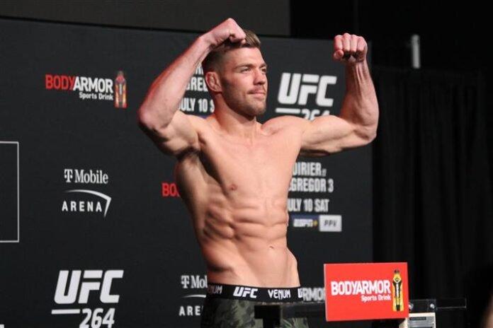 Dricus Du Plessis, UFC 264