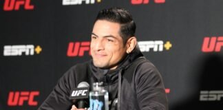 Gabriel Benitez, UFC Vegas 31