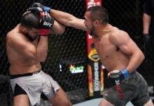 Rafa Garcia UFC
