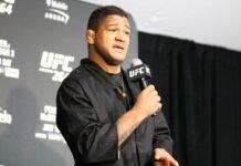 Gilbert Burns, UFC 264