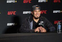 Adrian Yanez UFC Vegas 32