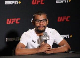 Raulian Paiva UFC Vegas 32