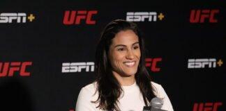 Goria de Paula, UFC Vegas 33